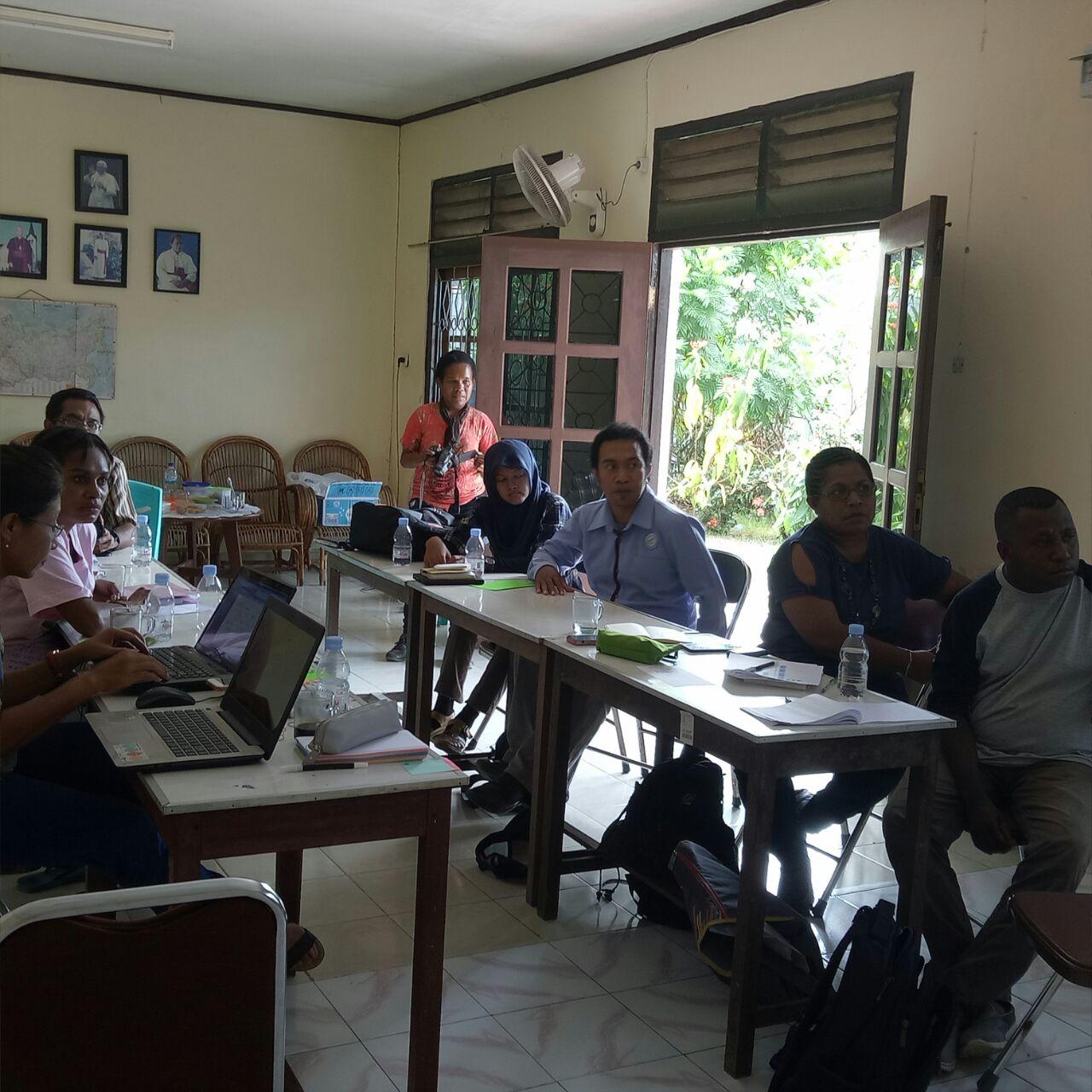 USAID BERSAMA – ABOCAT Sorong (Feb 2018)